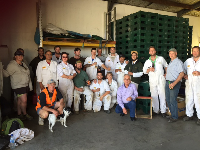 Staff of Kintail Honey - 2015